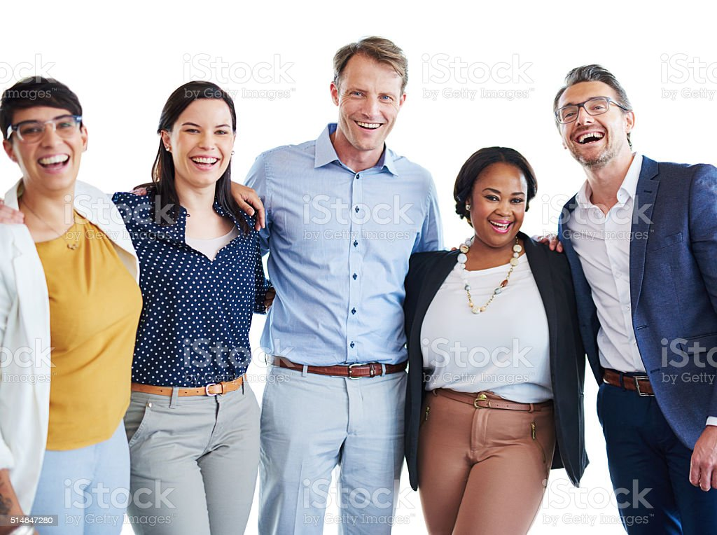 Embracing our differences for the betterment of business stock photo