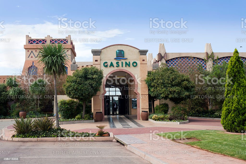 Emerald Casino Resort royalty-free stock photo