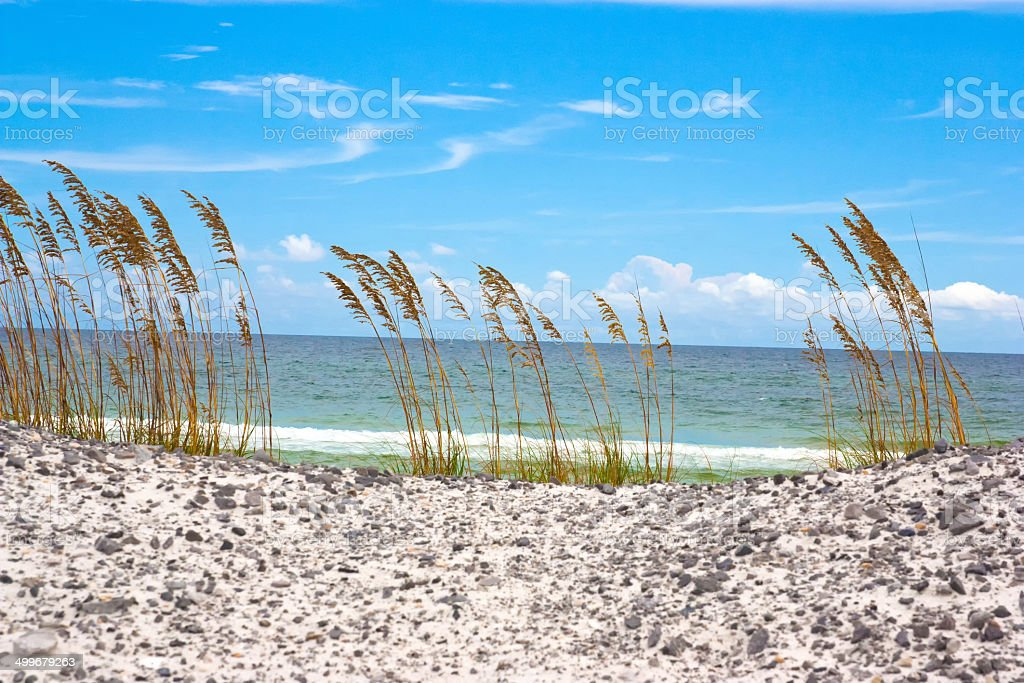 Emerald Coast stock photo