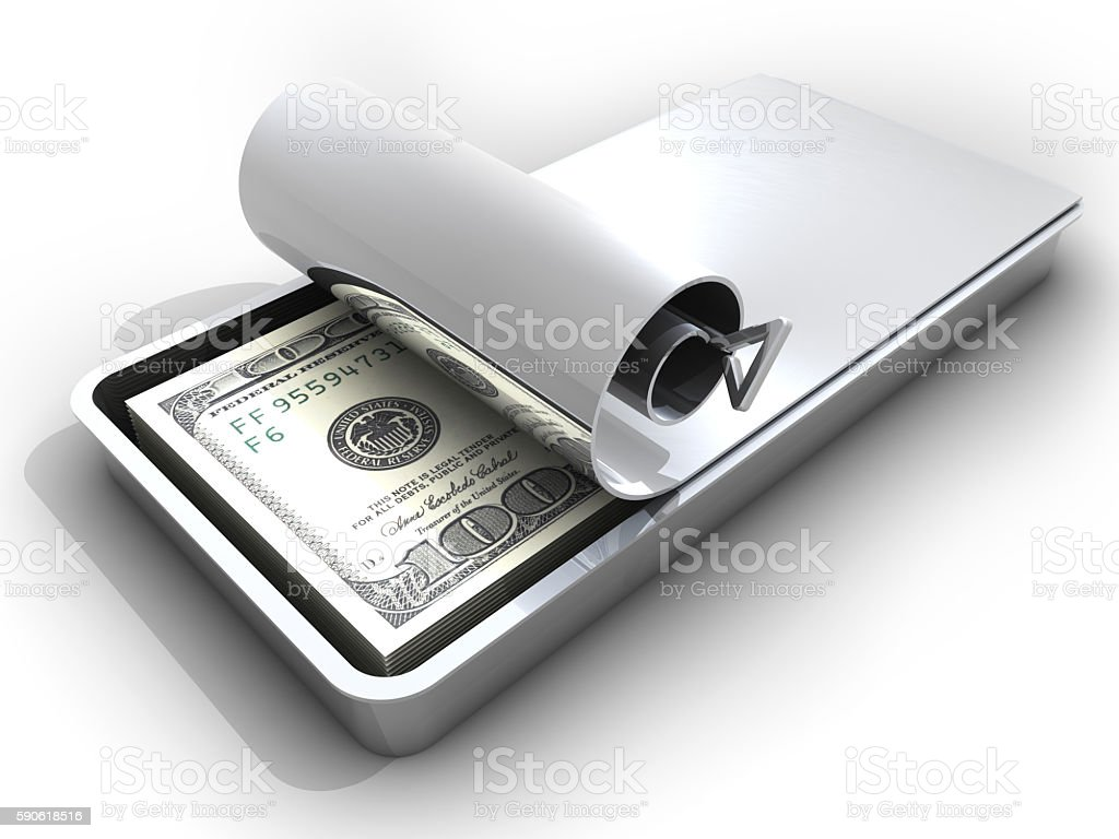 Emergency Financial Assistance Package stock photo