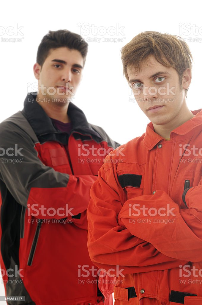 Manual Workers
