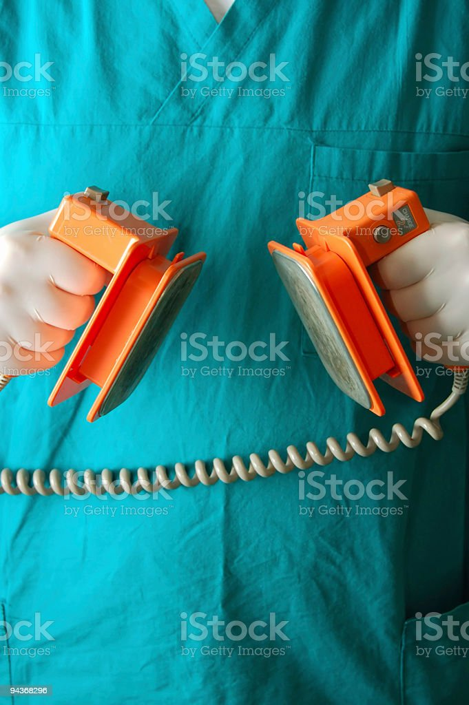 Emergency Service royalty-free stock photo