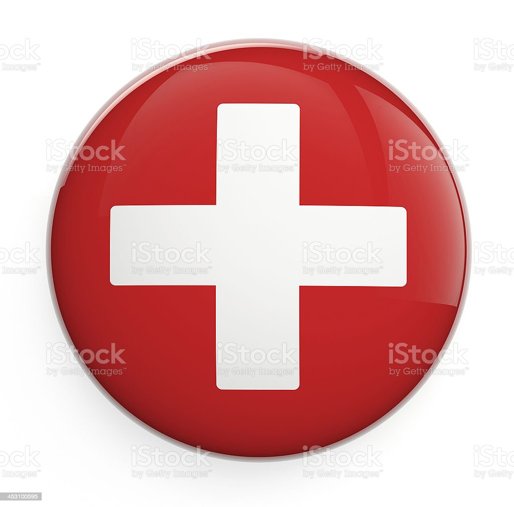 Emergency Symbol stock photo