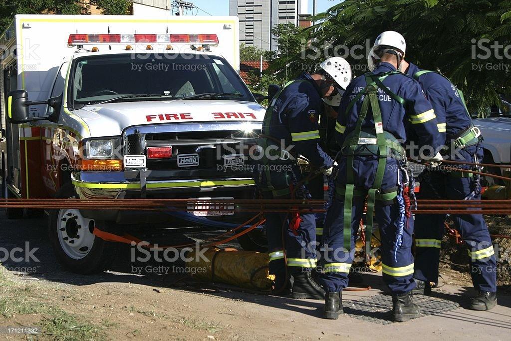 emergency tow stock photo