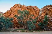 Emily Gap, Alice Springs, Australia