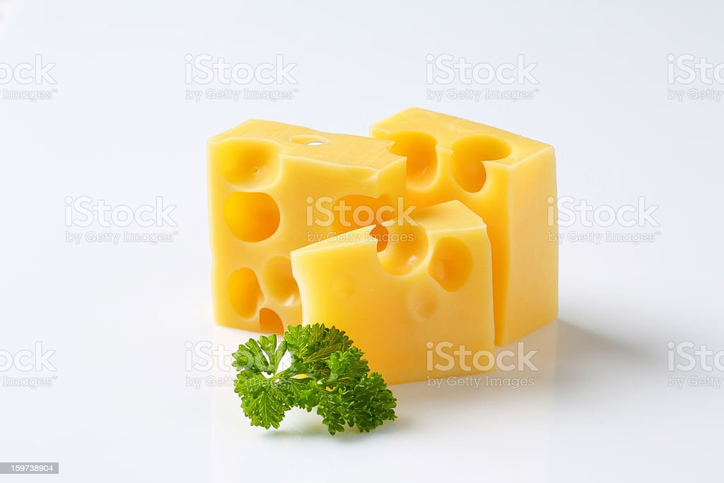 emmental cheese royalty-free stock photo