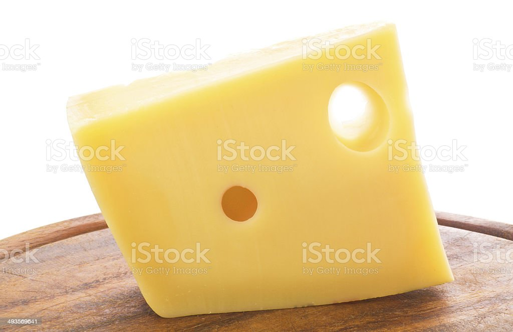 Emmenthal royalty-free stock photo
