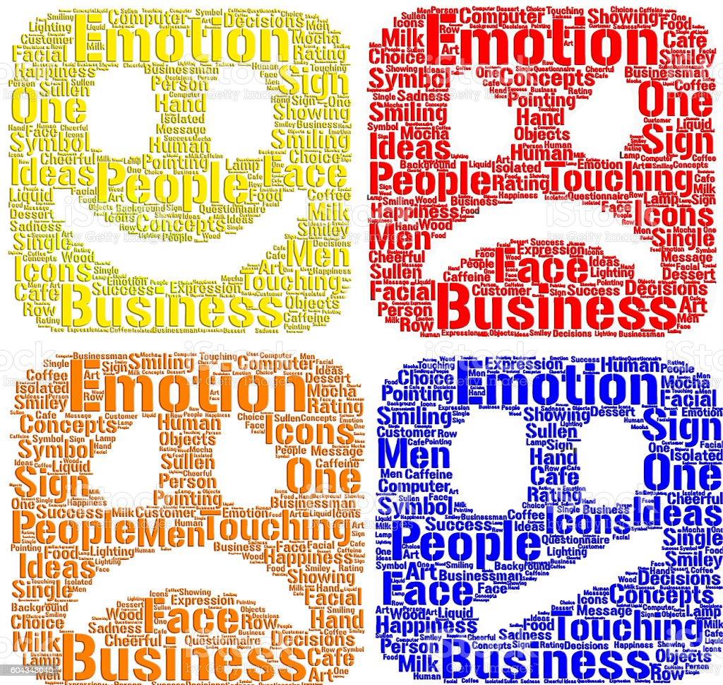 emotion stock photo