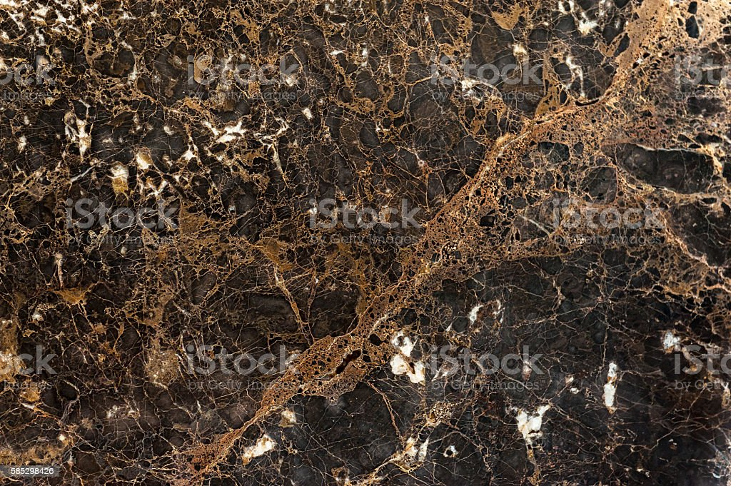 Emperador dark marble texture stock photo