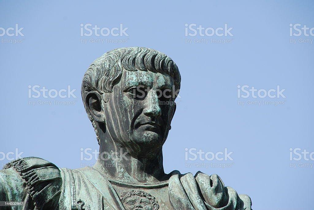 Emperor stock photo