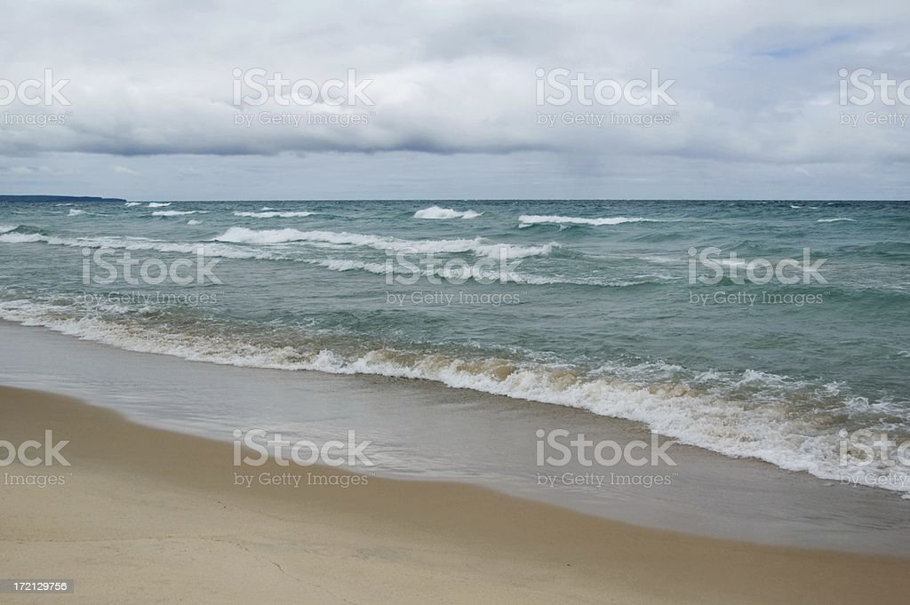 Empire Beach royalty-free stock photo