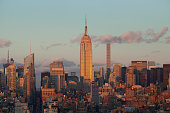 Empire State Building NYC Skyline View