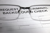 Employment - Criminal Background Check