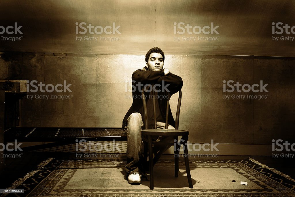 Emptiness royalty-free stock photo