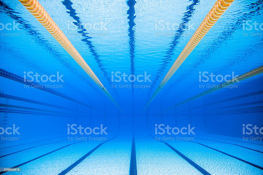 Olympic Swimming Pool Underwater swimming lane marker pictures, images and stock photos - istock