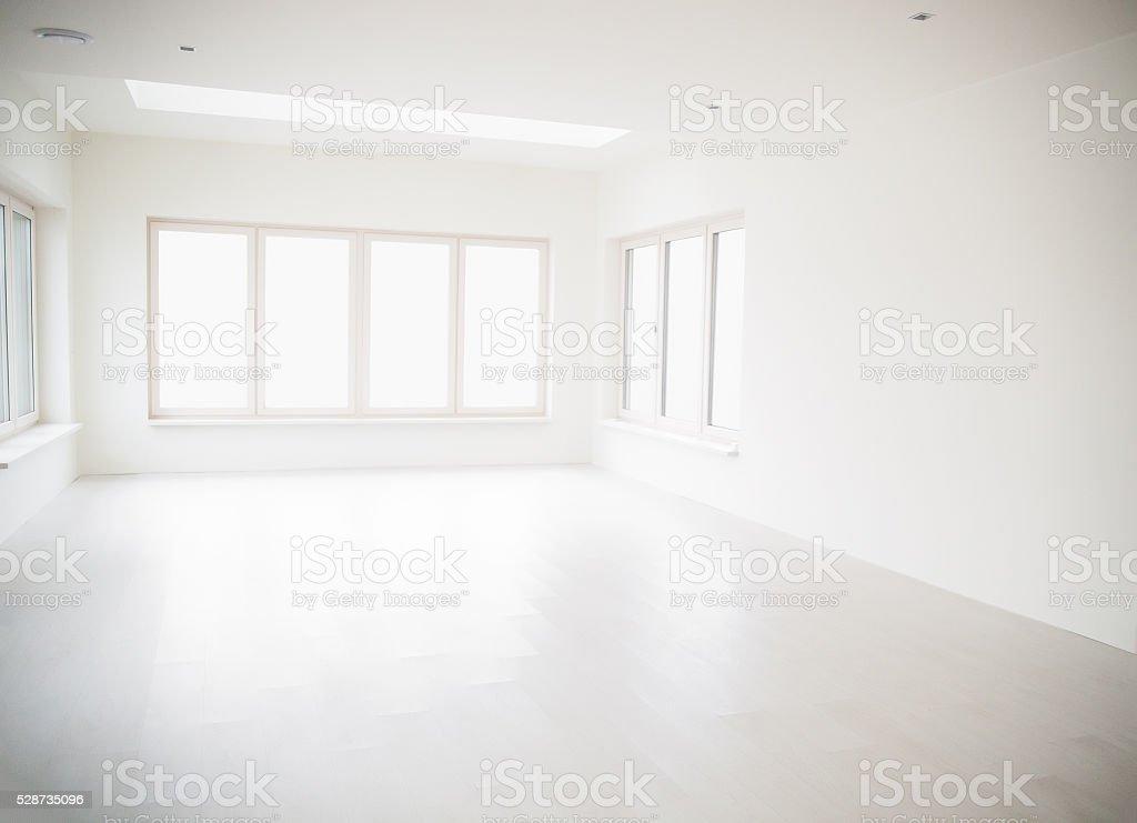 Empty Airy Space stock photo