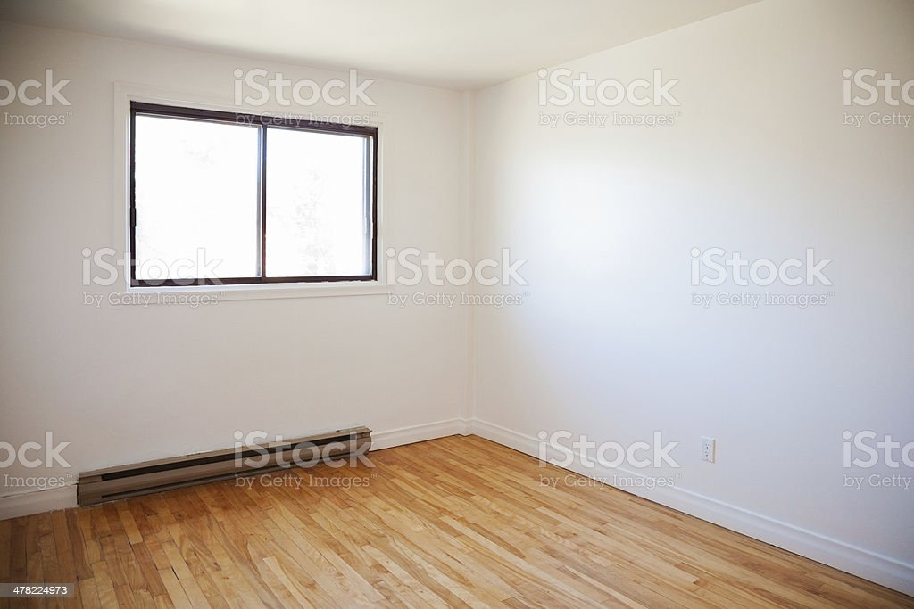 white empty room corner with parquet floor pictures, images and