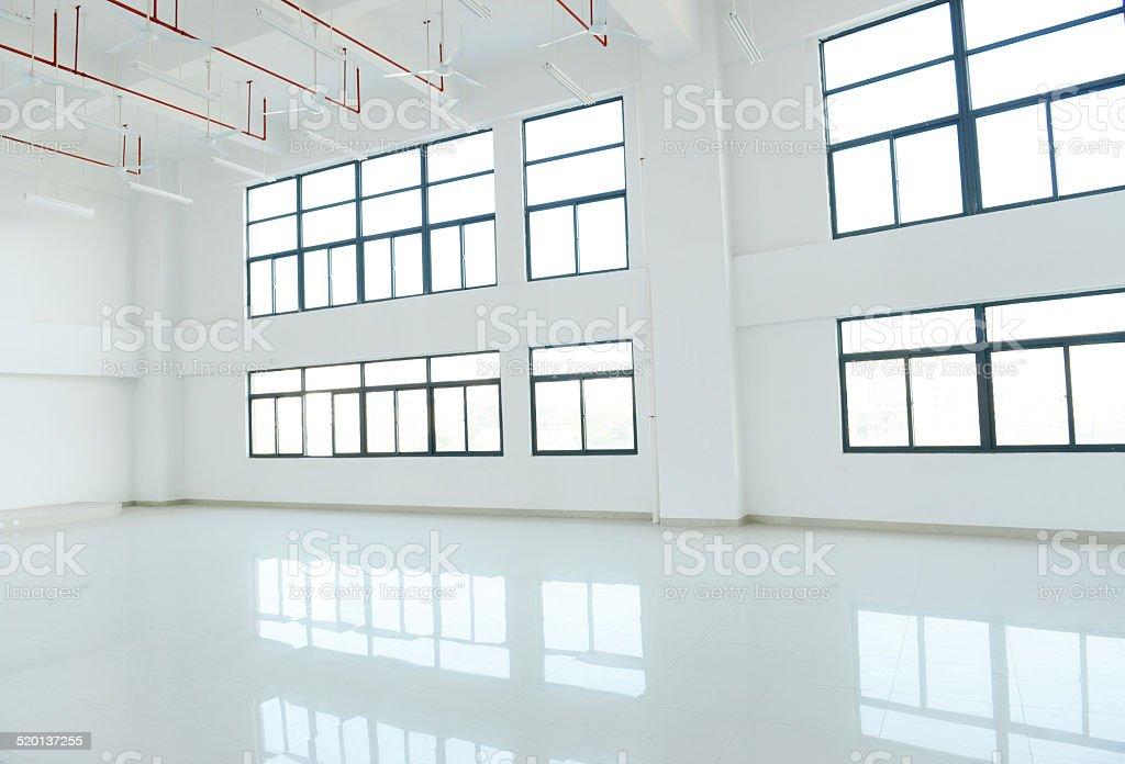 empty apartment stock photo