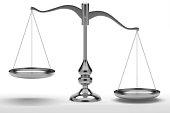 Empty Balance Scale