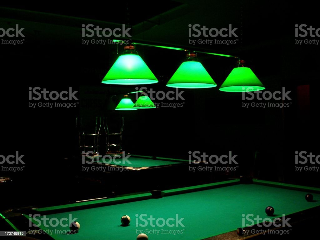 Empty Bar Scene royalty-free stock photo