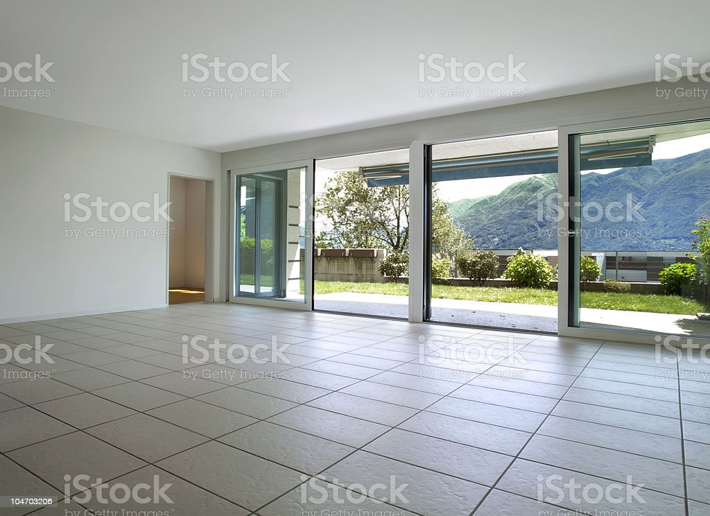 empty beautiful flat stock photo