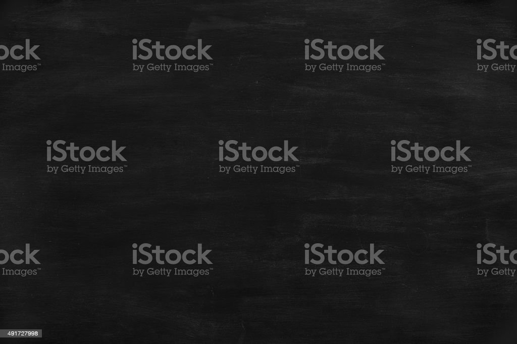 Empty Blackboard ready for your text or graphics stock photo