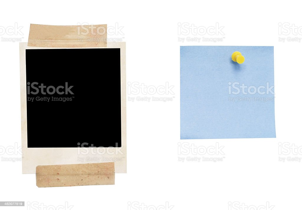 empty blank and photo royalty-free stock photo