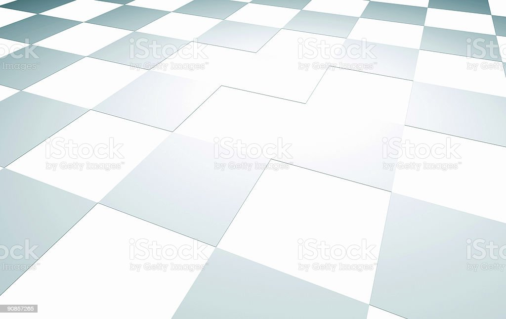empty chessboard stock photo