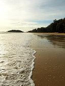 Empty coast long