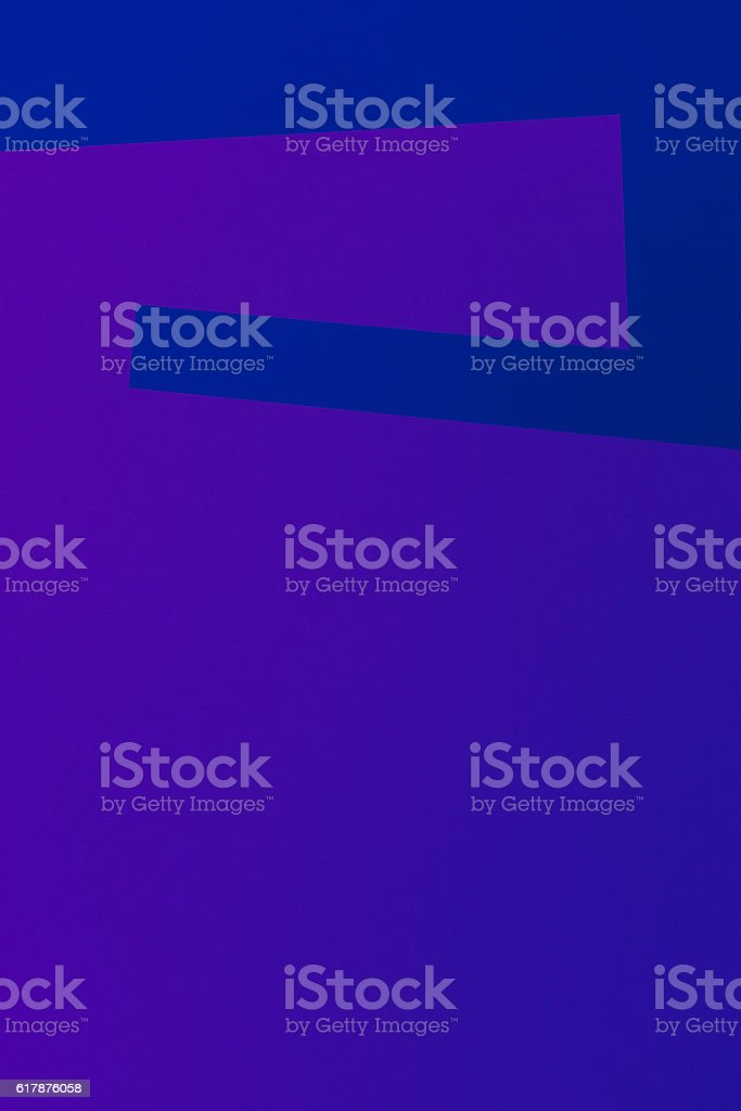 empty construction paper sheets. stock photo