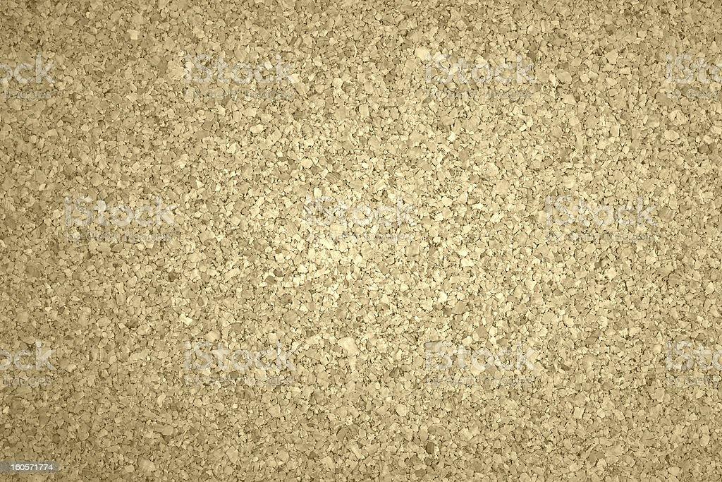 empty corkboard royalty-free stock photo