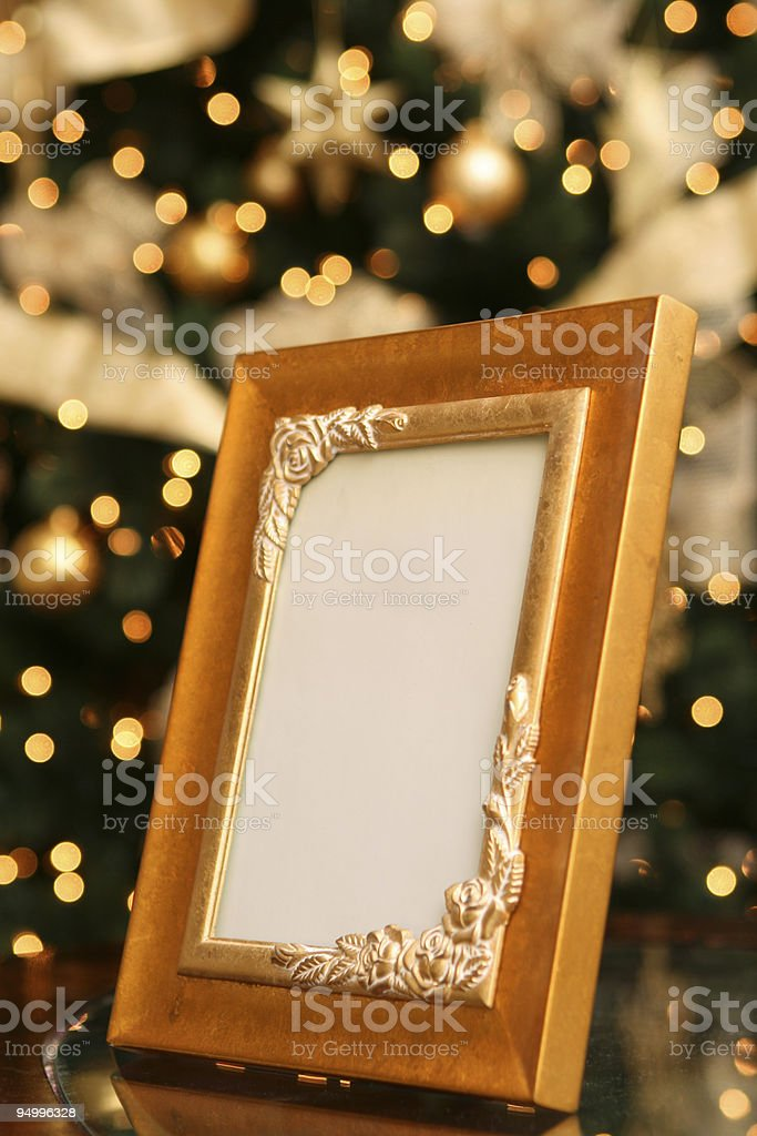 Empty Frame royalty-free stock photo