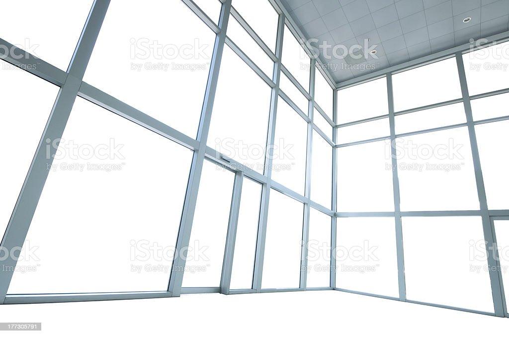 Empty interior royalty-free stock photo