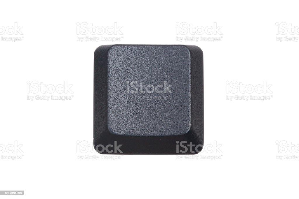 Empty Key stock photo