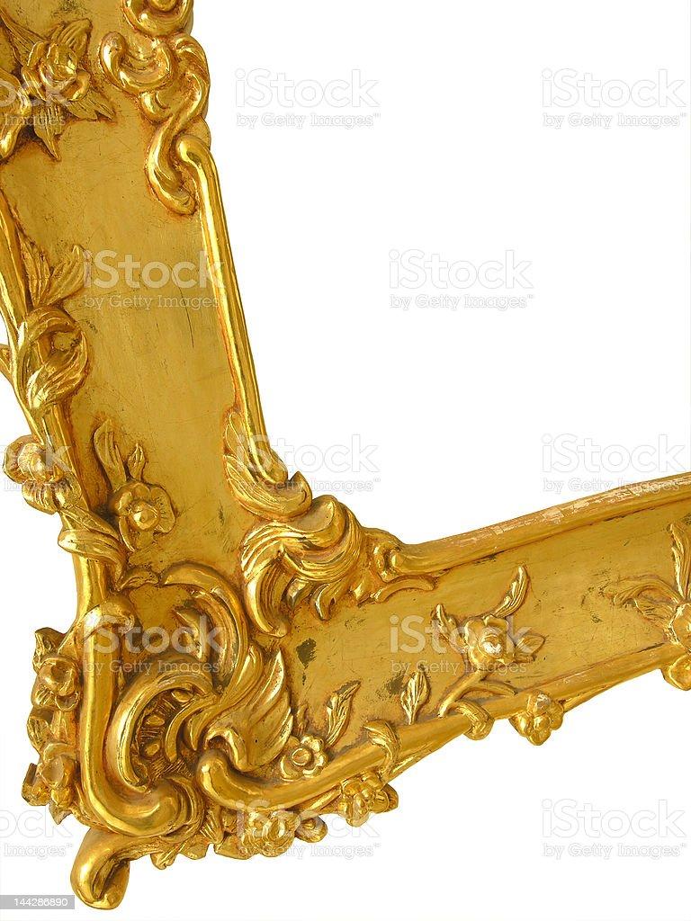 Empty mirror royalty-free stock photo