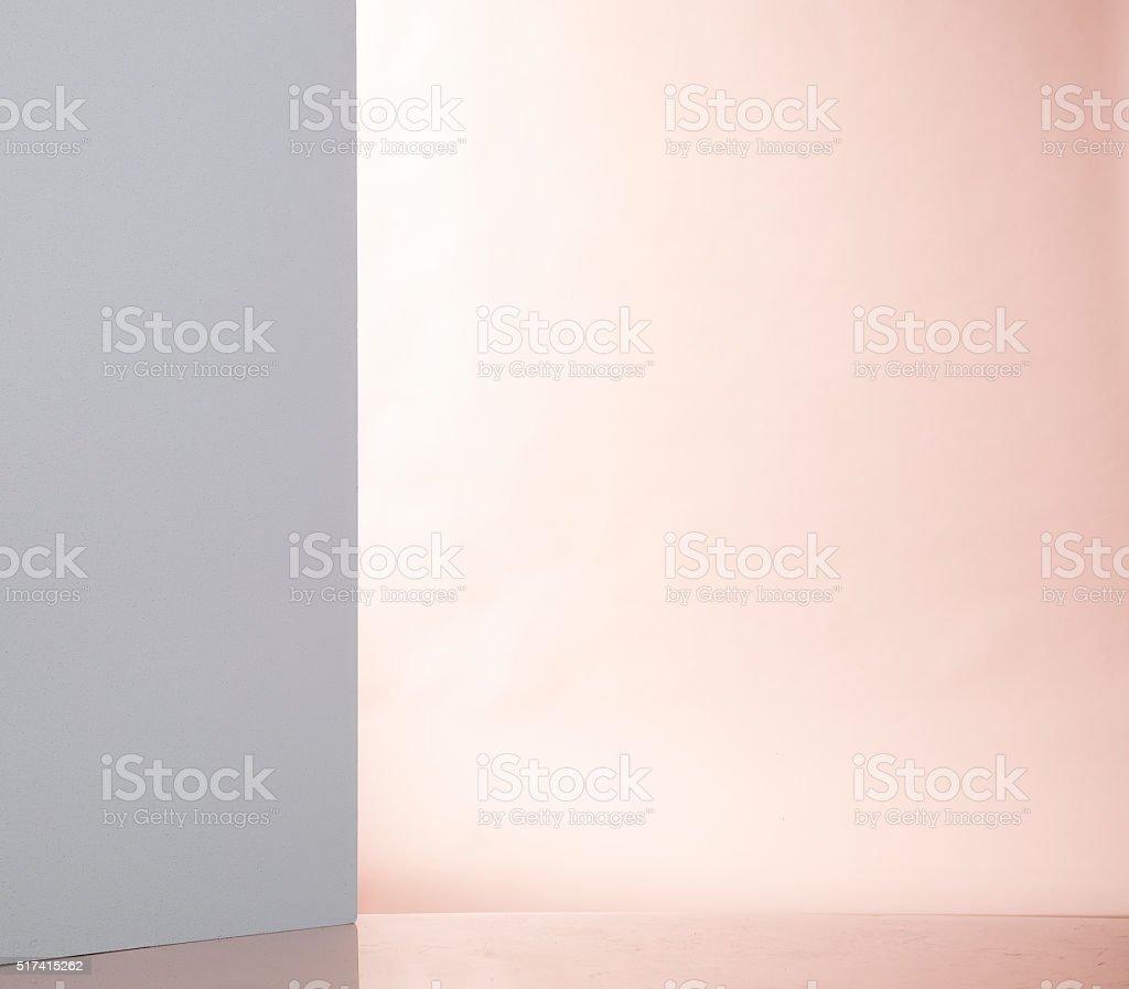 Empty photographic background stock photo