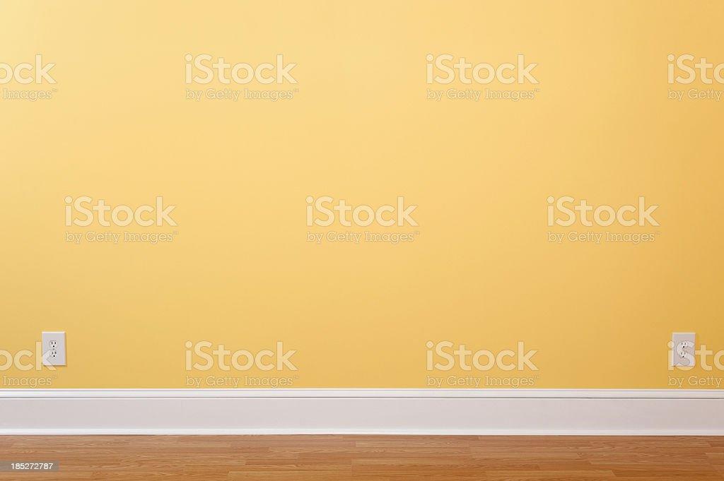 Empty Room Background stock photo
