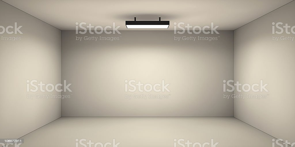 empty room royalty-free stock photo