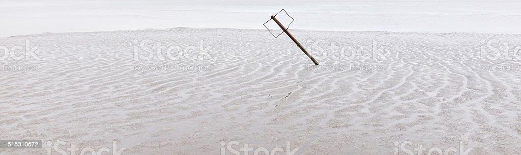 empty sign stock photo