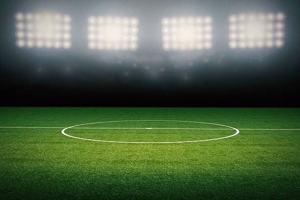 Soccer Field Pictures, Images And Stock Photos