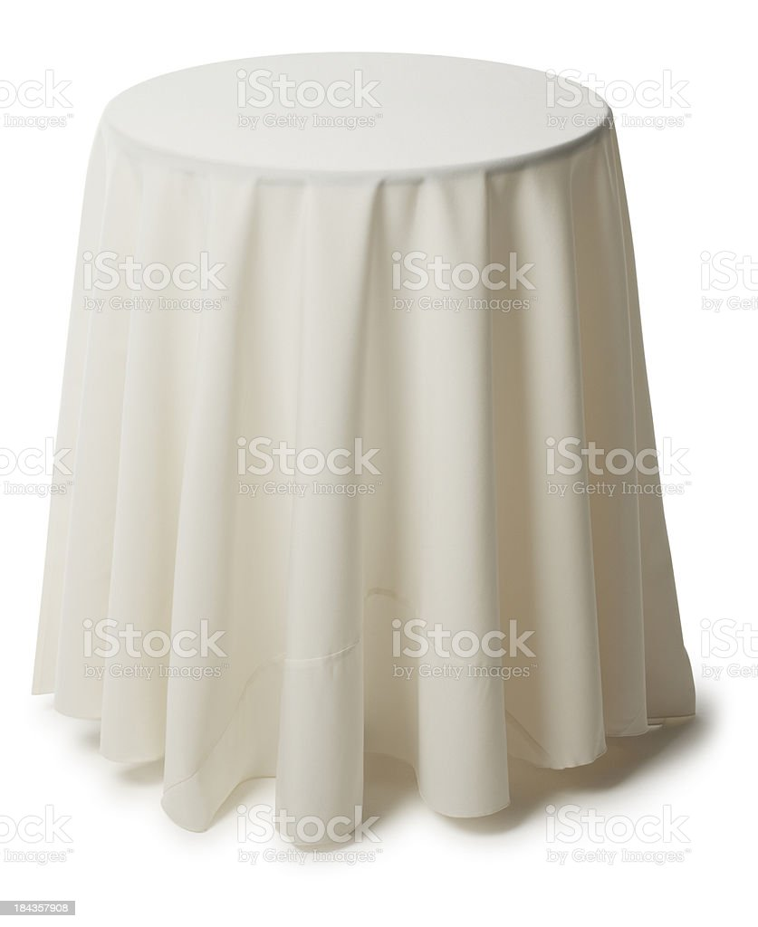 Empty Table royalty-free stock photo