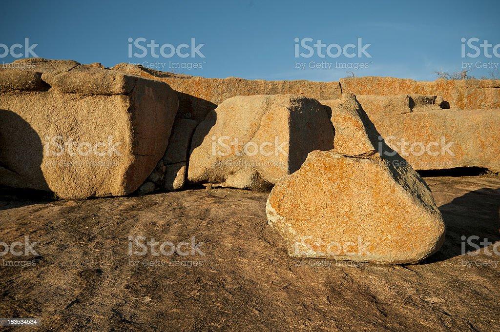 Enchanted Rock stock photo