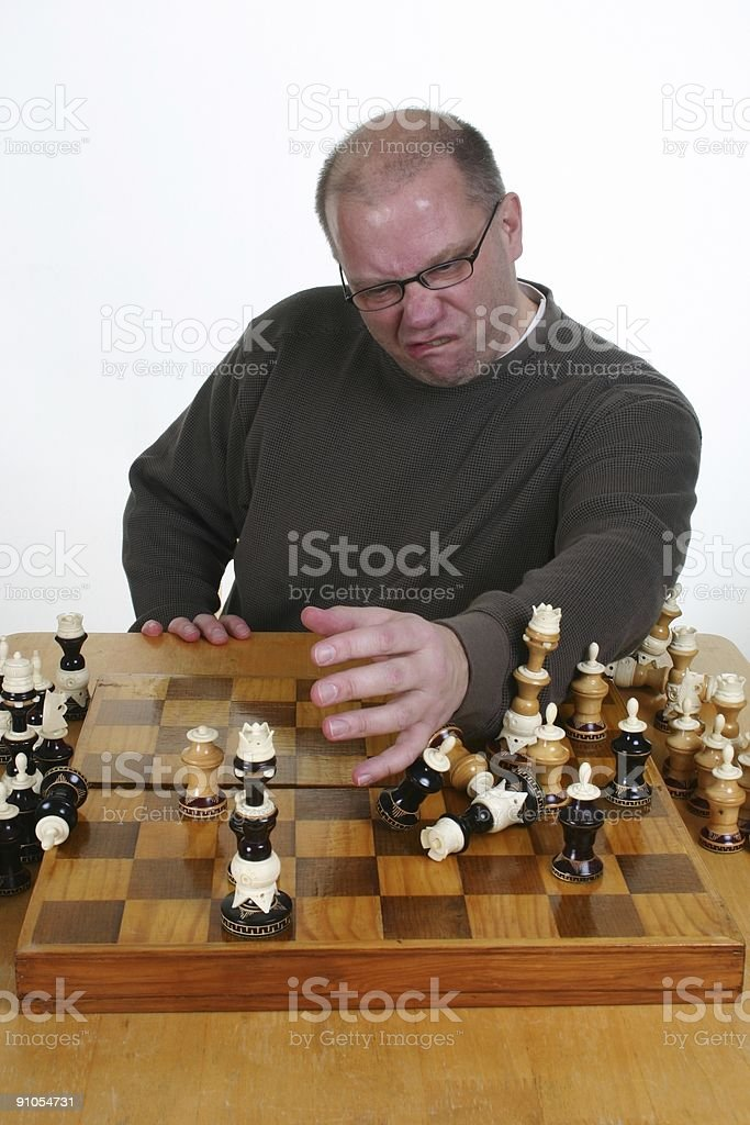 End Game. royalty-free stock photo
