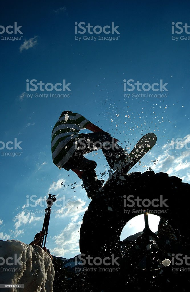 End of days royalty-free stock photo