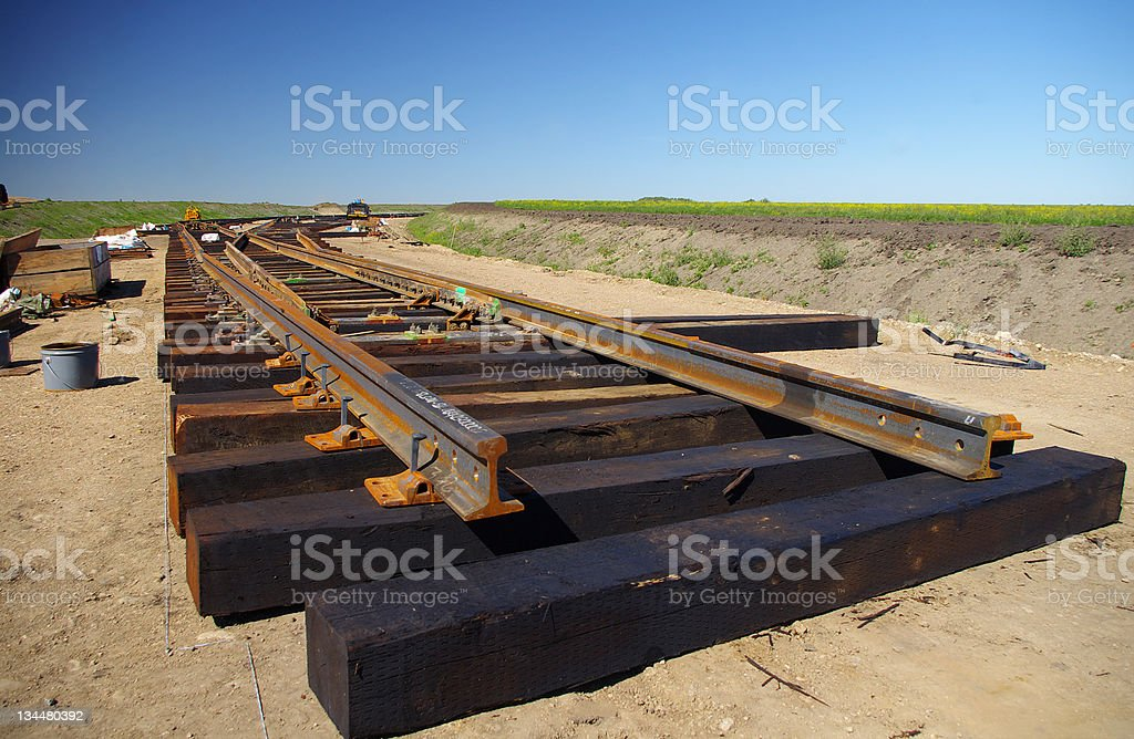 End of Steel royalty-free stock photo