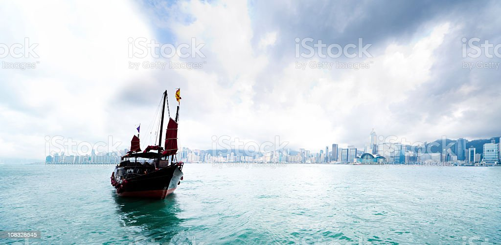 End on a journey royalty-free stock photo