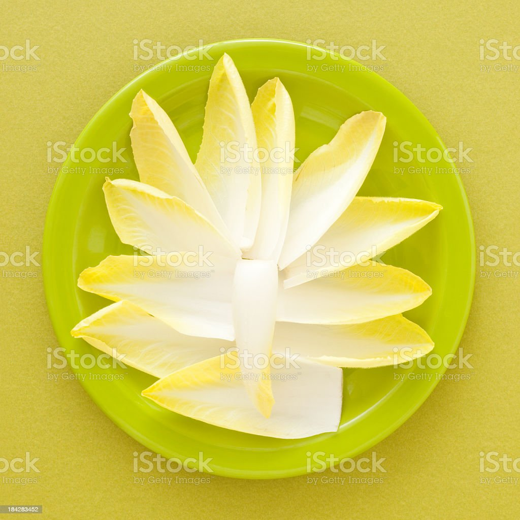 Endives royalty-free stock photo