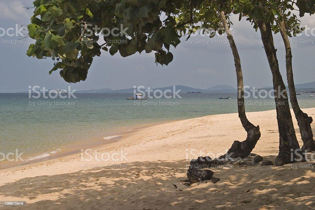 Endless Beaches - 2 royalty-free stock photo