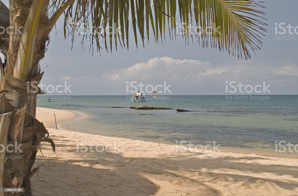 Endless Beaches stock photo