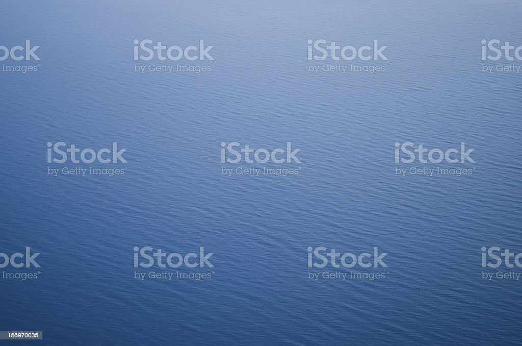 endless ocean background stock photo